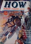 How 7 (1928 Collier) Pulp Vol. 1 #4