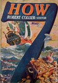 How 7 (1928 Collier) Pulp Vol. 1 #5