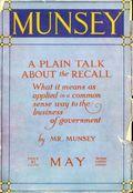 Munsey's Magazine (1889-1929 Frank A. Munsey) Pulp Vol. 47 #2