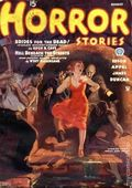 Horror Stories (1935-1941 Popular) Pulp Vol. 2 #2