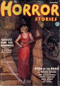 Horror Stories (1935-1941 Popular) Pulp Vol. 3 #1