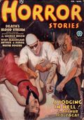 Horror Stories (1935-1941 Popular) Pulp Vol. 3 #3