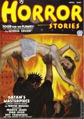 Horror Stories (1935-1941 Popular) Pulp Vol. 3 #4