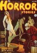 Horror Stories (1935-1941 Popular) Pulp Vol. 4 #3