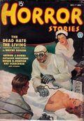 Horror Stories (1935-1941 Popular) Pulp Vol. 4 #4