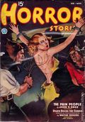 Horror Stories (1935-1941 Popular) Pulp Vol. 5 #1