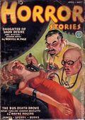 Horror Stories (1935-1941 Popular) Pulp Vol. 5 #2