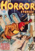 Horror Stories (1935-1941 Popular) Pulp Vol. 5 #4