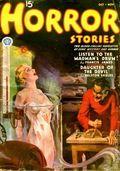 Horror Stories (1935-1941 Popular) Pulp Vol. 6 #1