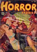 Horror Stories (1935-1941 Popular) Pulp Vol. 6 #2