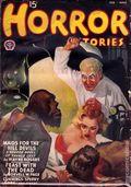 Horror Stories (1935-1941 Popular) Pulp Vol. 6 #3