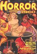 Horror Stories (1935-1941 Popular) Pulp Vol. 6 #4