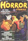 Horror Stories (1935-1941 Popular) Pulp Vol. 7 #1