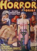 Horror Stories (1935-1941 Popular) Pulp Vol. 7 #4