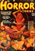 Horror Stories (1935-1941 Popular) Pulp Vol. 8 #2