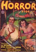 Horror Stories (1935-1941 Popular) Pulp Vol. 8 #3