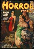 Horror Stories (1935-1941 Popular) Pulp Vol. 8 #4