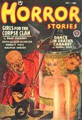 Horror Stories (1935-1941 Popular) Pulp Vol. 9 #2