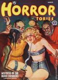 Horror Stories (1935-1941 Popular) Pulp Vol. 9 #3