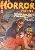 Horror Stories (1935-1941 Popular) Pulp Vol. 10 #1