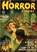 Horror Stories (1935-1941 Popular) Pulp Vol. 10 #2