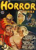 Horror Stories (1935-1941 Popular) Pulp Vol. 10 #3
