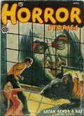 Horror Stories (1935-1941 Popular) Pulp Vol. 11 #1