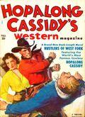 Hopalong Cassidy's Western Magazine (1950-1951 Standard) Pulp Vol. 1 #1