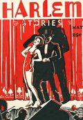 Harlem Stories (1932 Jaycline) Pulp Vol. 1 #1
