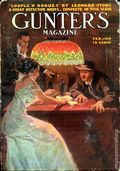 Gunter's Magazine (1905-1910 Home/James C. Sheldon/Street and Smith) Pulp Vol. 11 #1