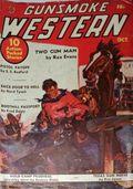 Gunsmoke Western (1937-1939 Trojan Publishing) Pulp 1st Series Vol. 1 #4