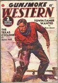 Gunsmoke Western (1937-1939 Trojan Publishing) Pulp 1st Series Vol. 1 #5