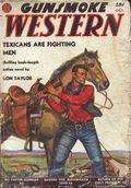 Gunsmoke Western (1937-1939 Trojan Publishing) Pulp 1st Series Vol. 2 #1