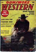 Gunsmoke Western (1937-1939 Trojan Publishing) Pulp 1st Series Vol. 2 #2