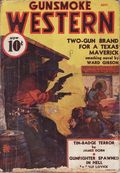 Gunsmoke Western (1937-1939 Trojan Publishing) Pulp 1st Series Vol. 2 #3