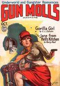 Gun Molls Magazine (1930-1932 Real Publications) Pulp Vol. 1 #1
