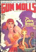 Gun Molls Magazine (1930-1932 Real Publications) Pulp Vol. 1 #6