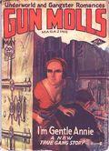 Gun Molls Magazine (1930-1932 Real Publications) Pulp Vol. 2 #2