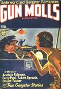Gun Molls Magazine (1930-1932 Real Publications) Pulp Vol. 3 #5