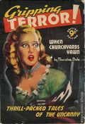 Gripping Terror (1950 Hamilton & Co.) Pulp 1