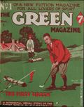 Green Magazine (1922-1923 Amalgamated Press) Pulp Vol. 1 #1