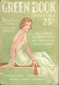 Green Book Quarterly (1933 Blue Star Publishing) Pulp 3