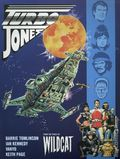 Turbo Jones TPB (2019 Rebellion) From the Pages of Wildcat 1-1ST