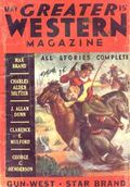 Greater Western Magazine (1935 Lincoln Hoffman) Pulp Vol. 1 #1