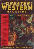 Greater Western Magazine (1935 Lincoln Hoffman) Pulp Vol. 1 #2