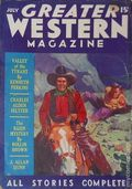 Greater Western Magazine (1935 Lincoln Hoffman) Pulp Vol. 1 #3
