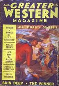 Greater Western Magazine (1935 Lincoln Hoffman) Pulp Vol. 1 #4