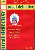 Great Detective (1933-1934 L.M. Publishing) Pulp Vol. 1 #3