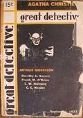 Great Detective (1933-1934 L.M. Publishing) Pulp Vol. 2 #3