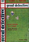 Great Detective (1933-1934 L.M. Publishing) Pulp Vol. 2 #4